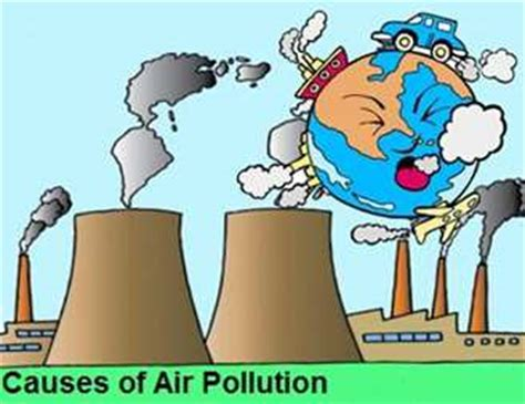 Solutions essay about air pollution water